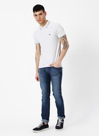 Lee&Wrangler Lee T-Shirt Gri